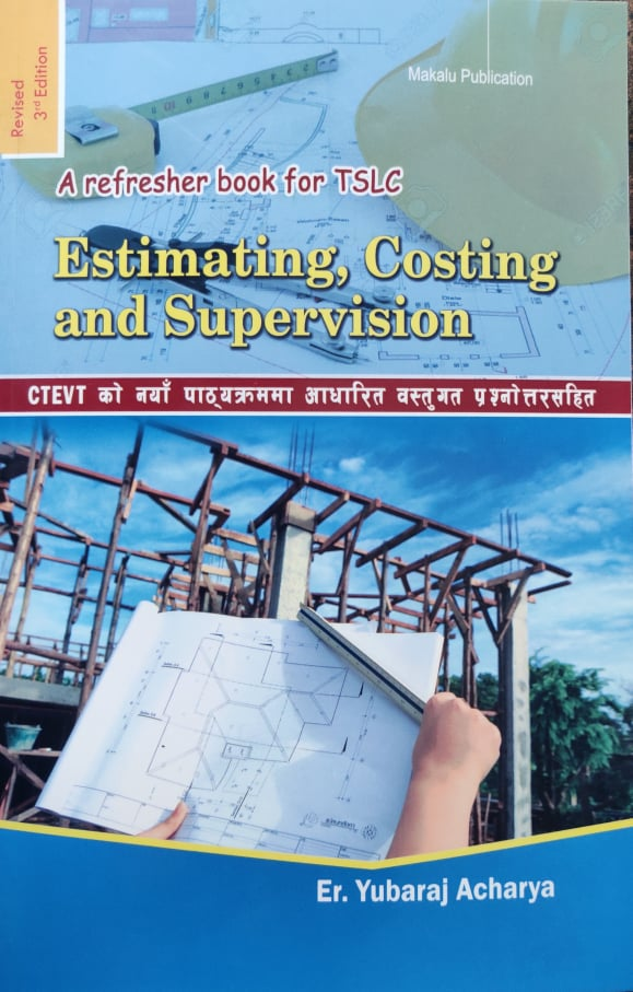Estimating, Costing and Supervision