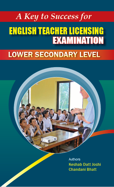 Lower Secondary English (TEACHER LICENSE)