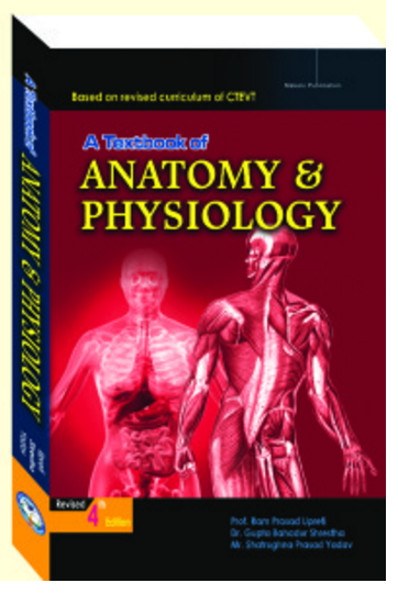 Text Of Anatomy and Physiology