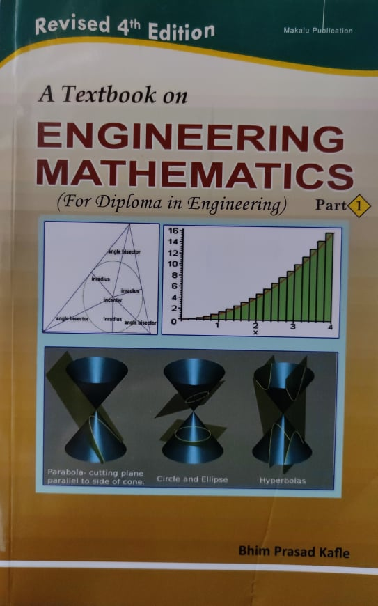 A Text Book on Engineering Mathematics