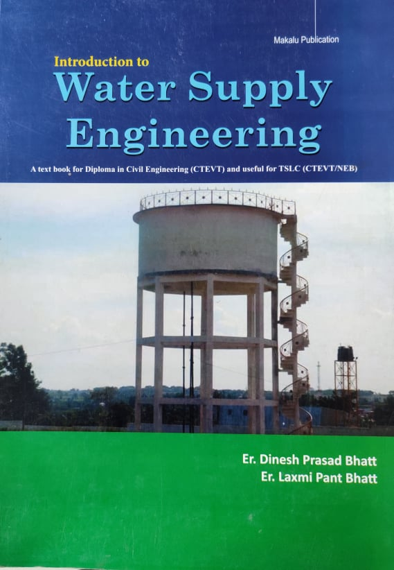 Introduction to Water Supply Engineering